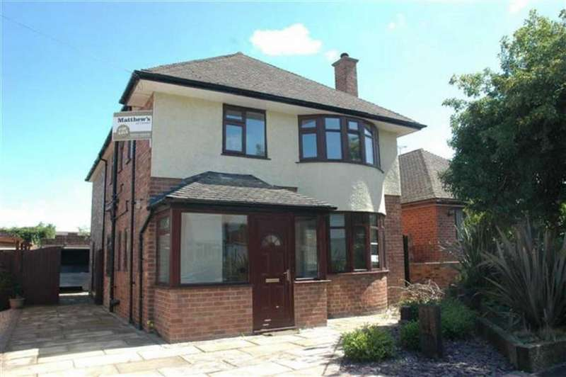 3 Bedrooms Detached House for sale in Park Avenue, Hawarden, Chester
