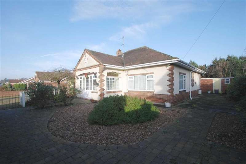 3 Bedrooms Detached Bungalow for sale in Norfolk Street, Boston