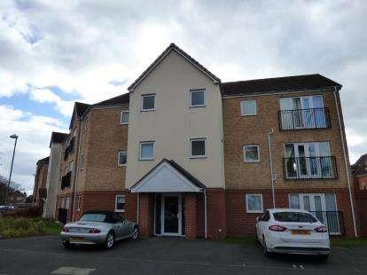 2 Bedrooms Flat for sale in Balmoral Way, Birmingham, West Midlands