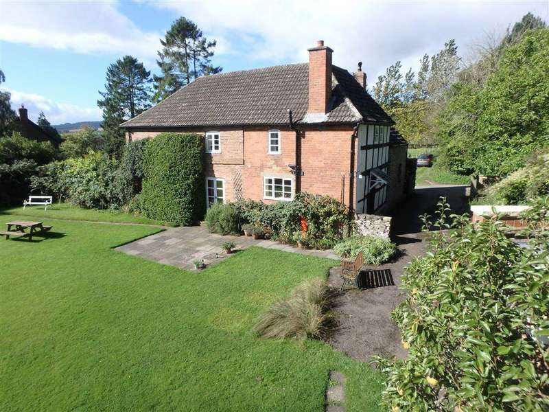 4 Bedrooms Detached House for sale in Prospect Farm Lane, Dinedor, Hereford