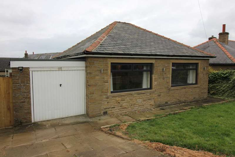 2 Bedrooms Bungalow for sale in Tom Lane, Crosland Hill