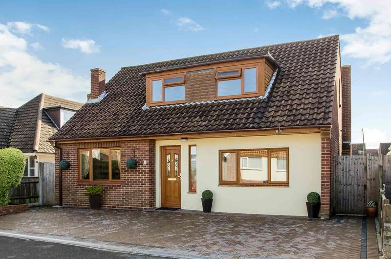 4 Bedrooms Detached House for sale in East Cosham, Hampshire