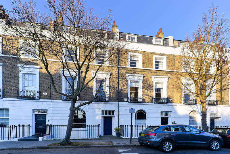 6 Bedrooms Terraced House for sale in Richmond Avenue, N1 0LR