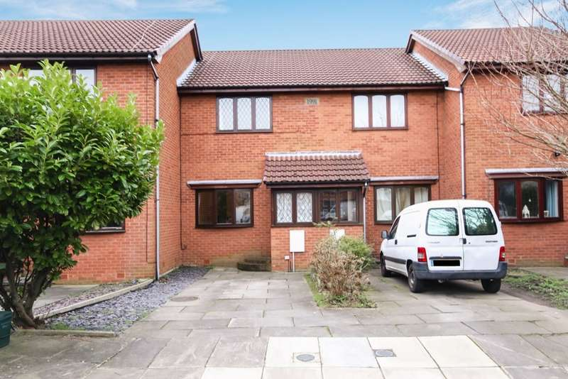 2 Bedrooms Terraced House for sale in Matlock Close, Birkdale, Southport