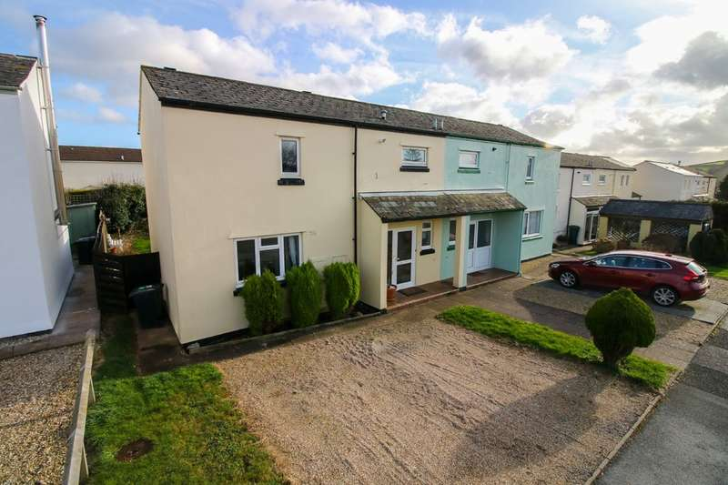 3 Bedrooms Semi Detached House for sale in Fairview Road, Denbury