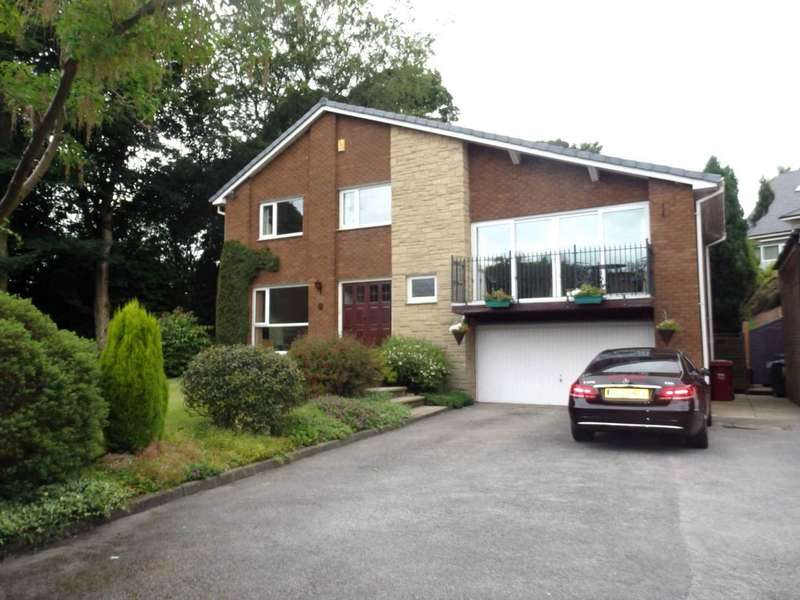 4 Bedrooms Detached House for sale in The Rowans, Heaton