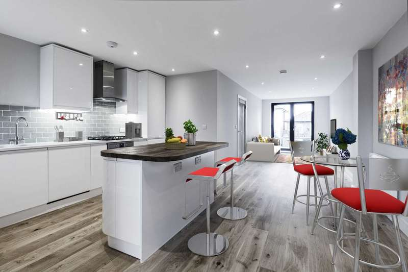 3 Bedrooms Semi Detached House for sale in Unit 2, Warehouse Mews, Draper Street, Southborough
