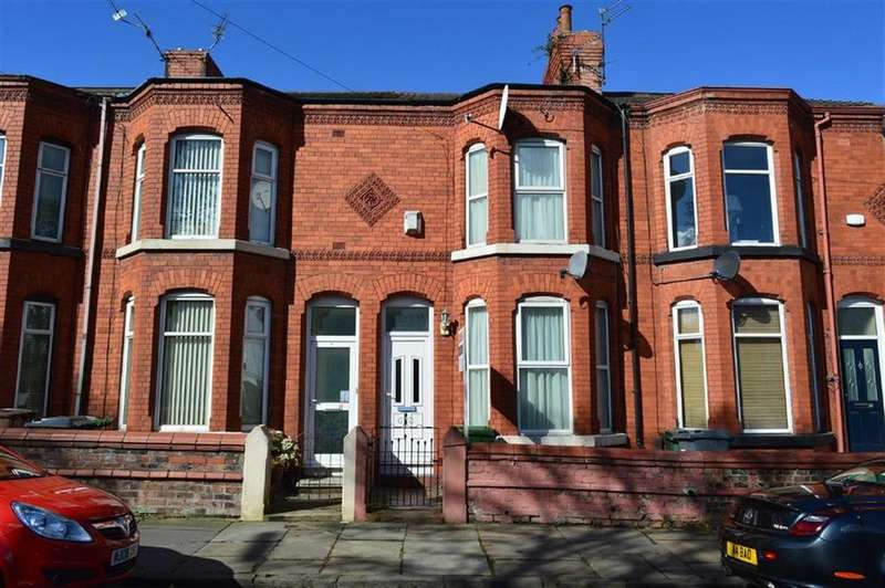 2 Bedrooms Terraced House for sale in Slatey Road, Oxton, CH43
