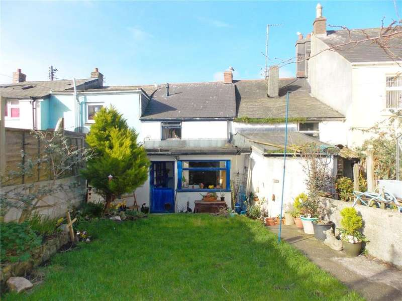 2 Bedrooms Terraced House for sale in St Johns Street, Hayle