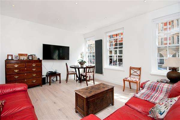 3 Bedrooms Flat for sale in WESTCHESTER HOUSE, MARBLE ARCH, W2