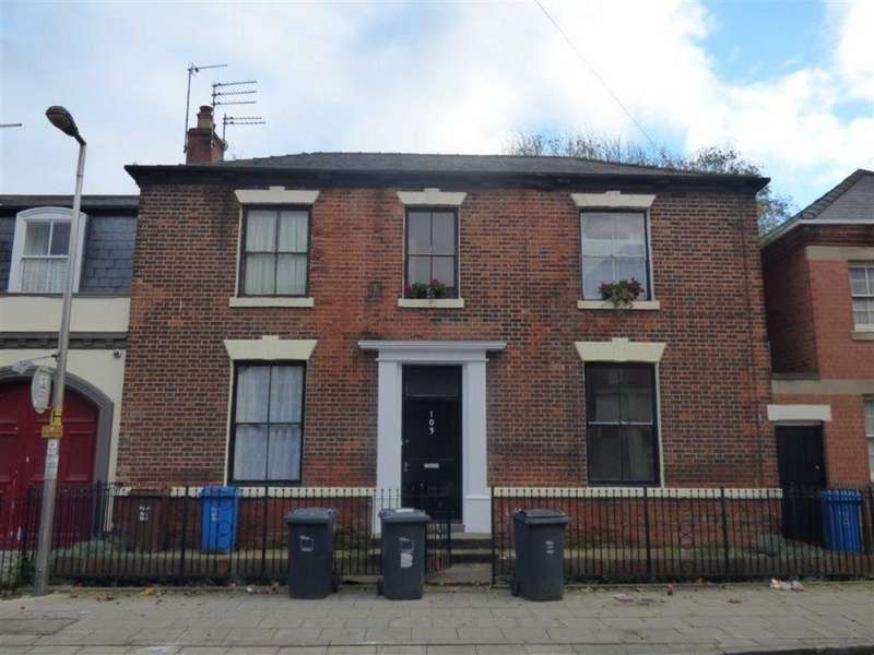 5 Bedrooms Flat for sale in Coltman Street, Hull, East Yorkshire, HU3