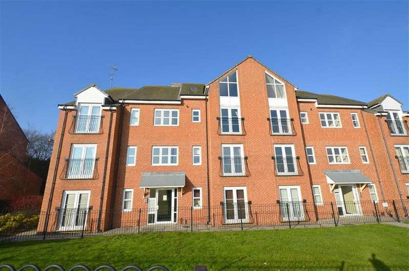 2 Bedrooms Flat for sale in Wardley