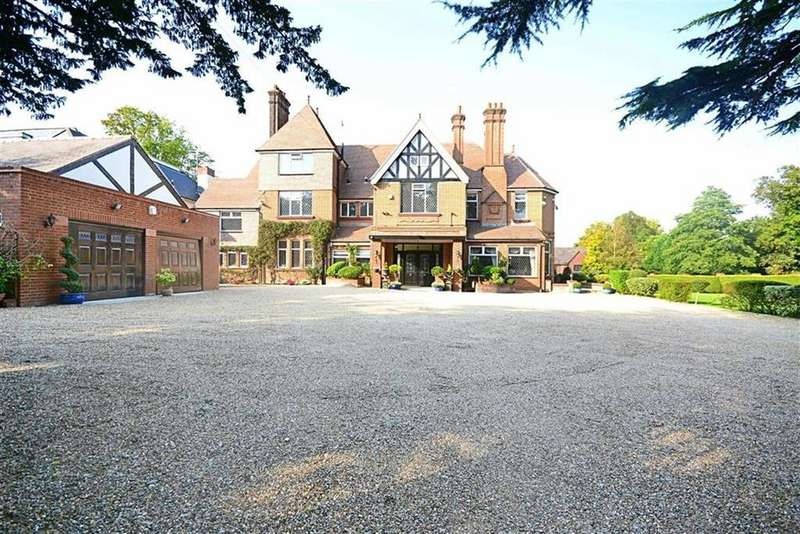 8 Bedrooms Detached House for sale in Beech Hill, Hadley Wood, Hertfordshire