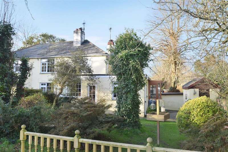 2 Bedrooms Semi Detached House for sale in St. Gluvias, Penryn