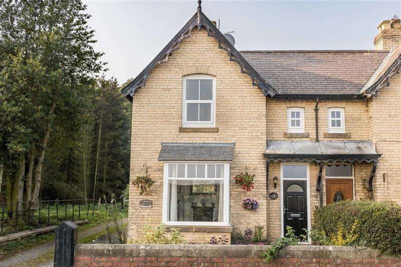 3 Bedrooms Cottage House for sale in Drumrauch Cottages, Hutton Rudby