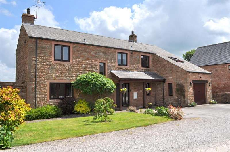 5 Bedrooms Detached House for sale in Roundthorn, Penrith