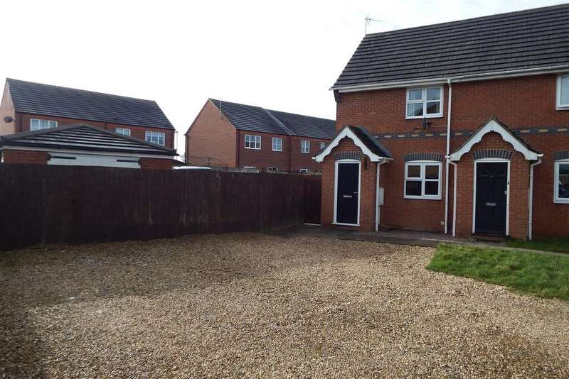 2 Bedrooms Semi Detached House for sale in Paulette Court, Spalding