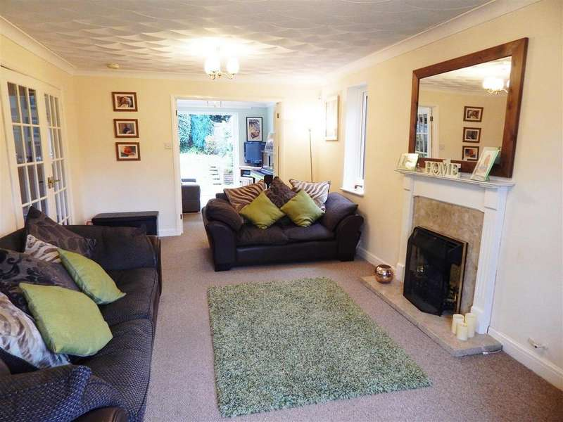 4 Bedrooms House for sale in Bryn Derwen, Pontardawe, Swansea