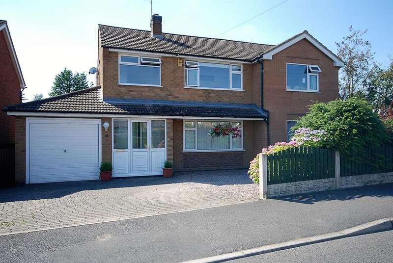 4 Bedrooms Detached House for sale in The Ridgeway, Farnsfield, Newark