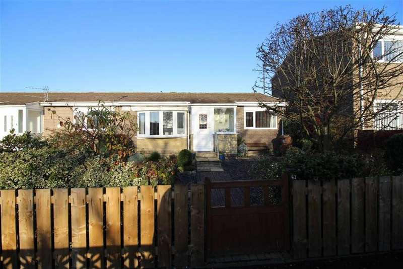 2 Bedrooms Terraced Bungalow for sale in Bolam Road, Newcastle Upon Tyne