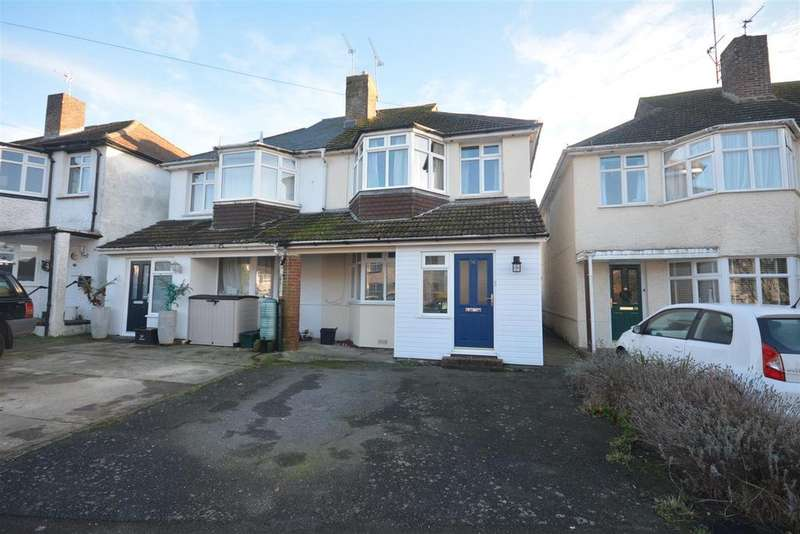 3 Bedrooms House for sale in Church Hill Avenue, Bexhill-On-Sea