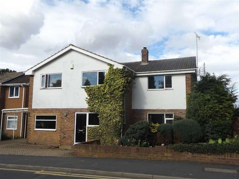 5 Bedrooms Detached House for sale in School Lane, Walton, WAKEFIELD, WF2