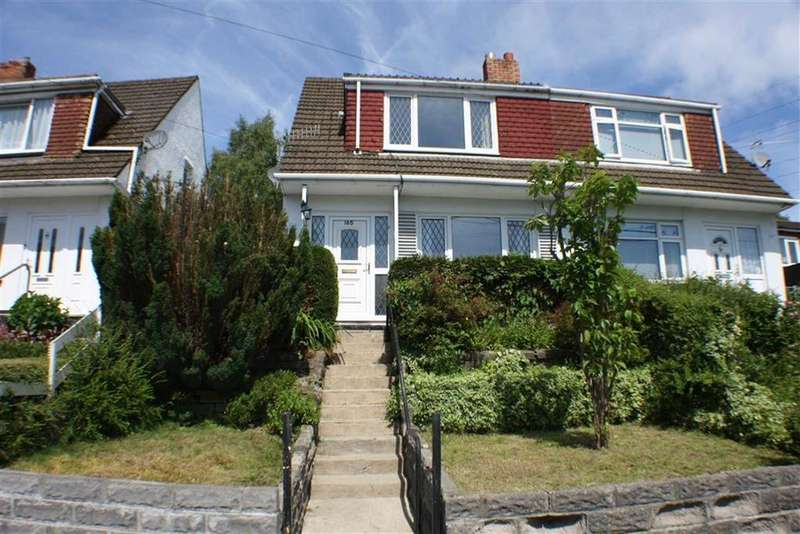 3 Bedrooms Semi Detached House for sale in Brynmair Road, Cwmaman, Aberdare