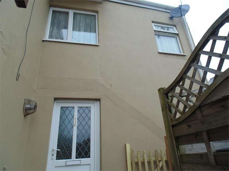 1 Bedroom End Of Terrace House for sale in Holly, 53C Dimond Street East, PEMBROKE DOCK, Pembrokeshire