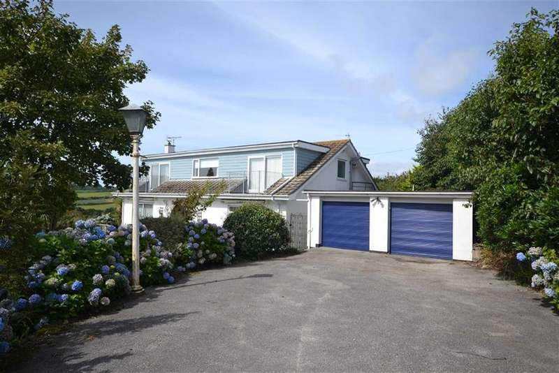 5 Bedrooms Detached House for sale in Pengersick Croft, Praa Sands, Penzance, Cornwall, TR20