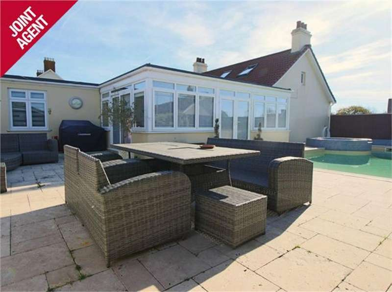 4 Bedrooms Detached House for sale in Penrhyn, La Route De Farras, Les Nouettes, Forest, TRP 229