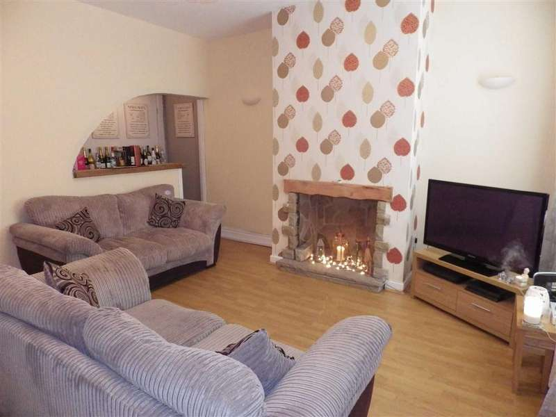 4 Bedrooms Terraced House for sale in Burnley Road, Rawtenstall, Rossendale, Lancashire, BB4