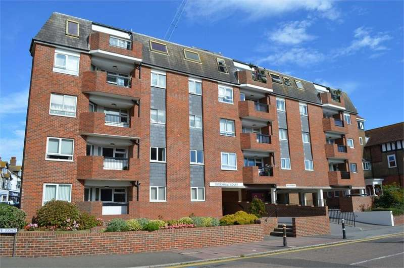 2 Bedrooms Flat for sale in Sydenham Court, Cantelupe Road, Bexhill on Sea