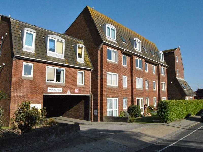 1 Bedroom Retirement Property for sale in Homehill House,, Cranfield Road, Bexhill-On-Sea