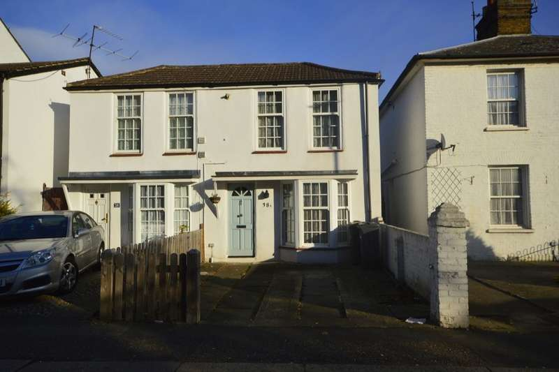 2 Bedrooms Semi Detached House for sale in Cross Lances Road, Hounslow, TW3