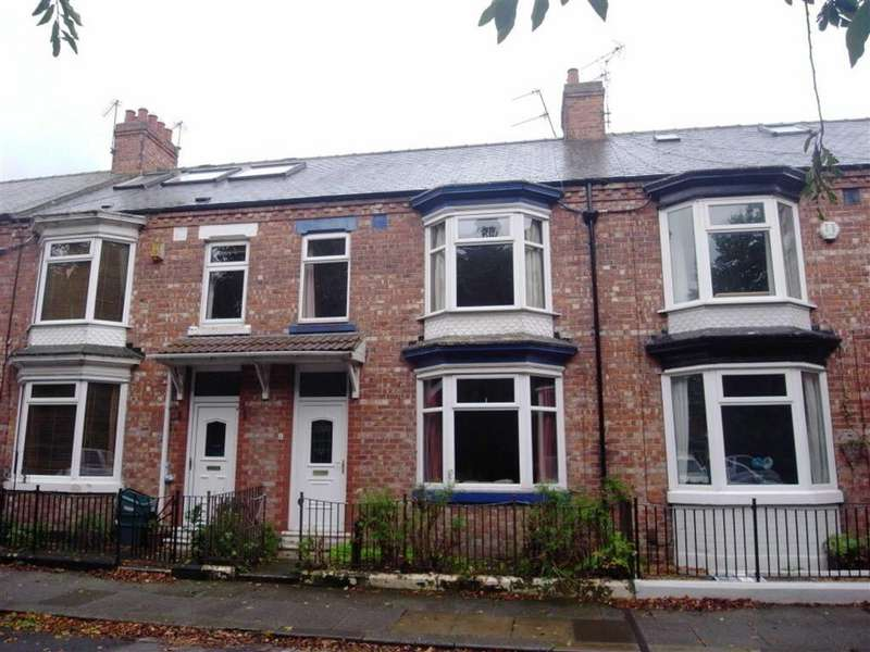3 Bedrooms Terraced House for sale in Harding Terrace, Darlington