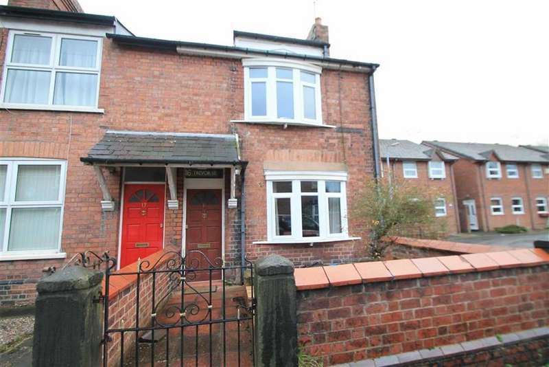 2 Bedrooms End Of Terrace House for sale in Trevor Street, Wrexham