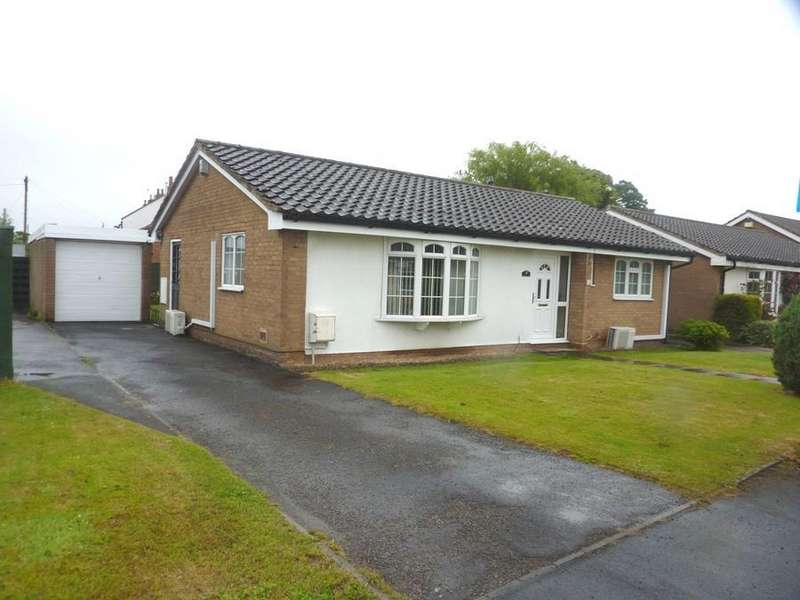 3 Bedrooms Detached Bungalow for sale in Green Acres, Morton On Swale, Northallerton