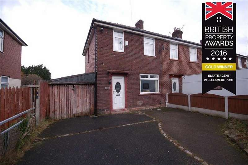 3 Bedrooms Town House for sale in Princes Road, Ellesmere Port