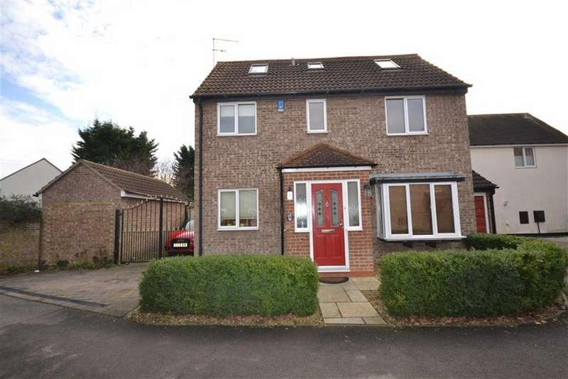 3 Bedrooms Detached House for sale in Harvest Close, South Woodham Ferrers, Essex