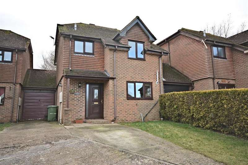 3 Bedrooms Detached House for sale in Darvel Down, Netherfield