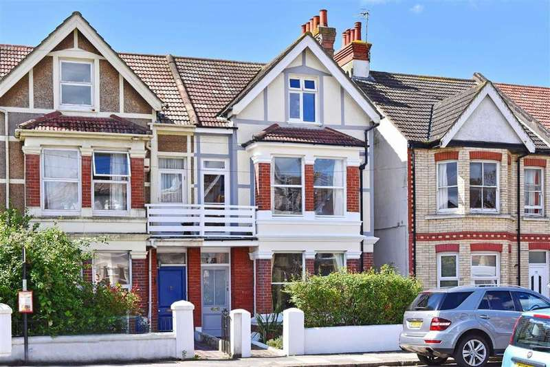 5 Bedrooms Semi Detached House for sale in St Andrews Road, Portslade