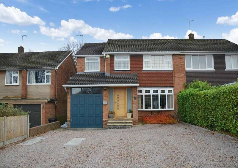 4 Bedrooms Semi Detached House for sale in Compton Road, Pedmore, STOURBRIDGE, West Midlands