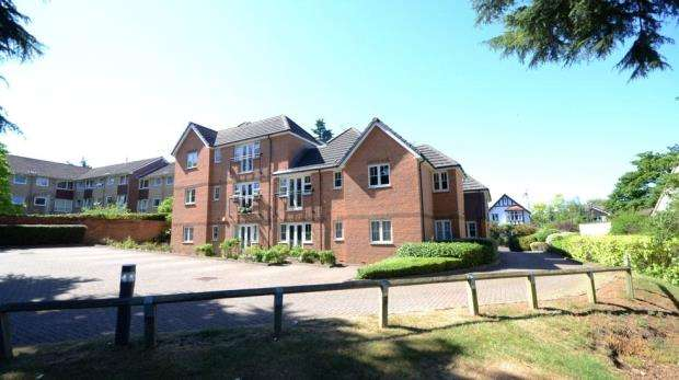 2 Bedrooms Apartment Flat for sale in Cedar House, 75 Harrow Lane, Maidenhead