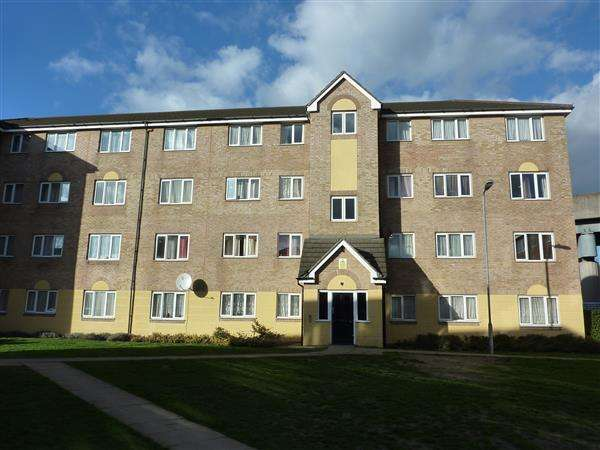 2 Bedrooms Flat for sale in Culpepper Close, London