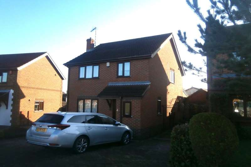 3 Bedrooms Detached House for sale in Ashview Close, Long Eaton, Nottingham, NG10