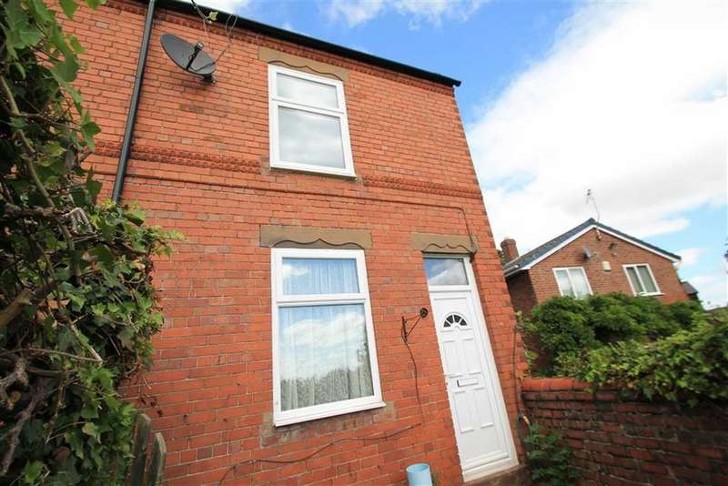 2 Bedrooms End Of Terrace House for sale in Maelor Terrace, Brynteg, Wrexham