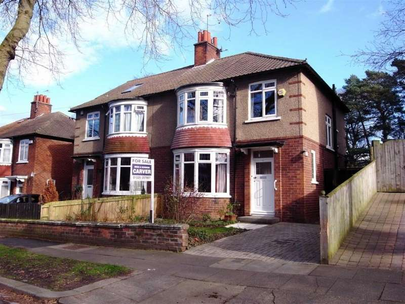 3 Bedrooms Semi Detached House for sale in Greenmount Road, Darlington