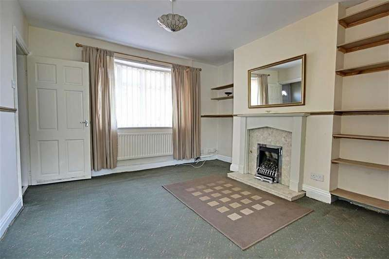2 Bedrooms Terraced House for sale in Oxford Crescent, Hebburn, Tyne Wear
