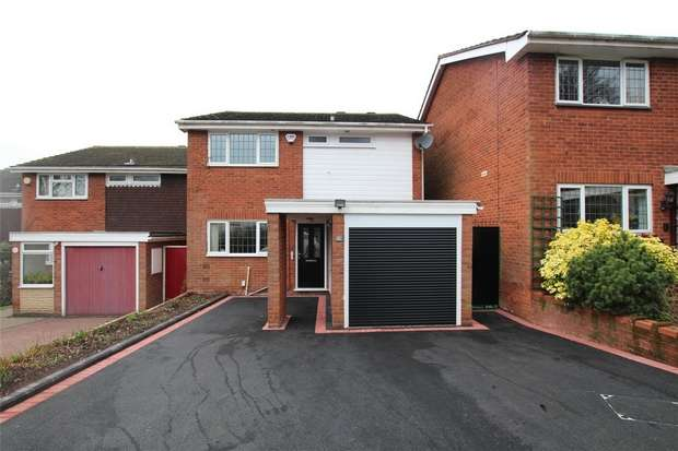 3 Bedrooms Detached House for sale in Seckham Road, Lichfield, Staffordshire