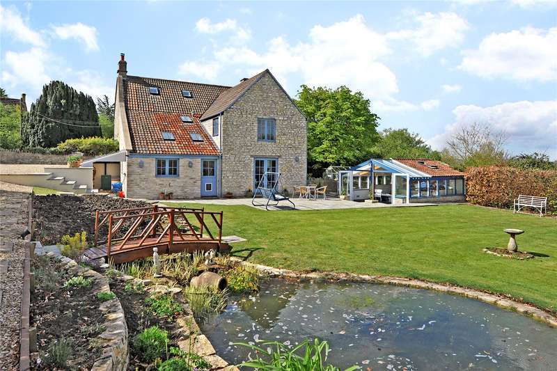 5 Bedrooms Detached House for sale in Mill Lane, Upton Cheyney, Nr Bath, Gloucestershire, BS30